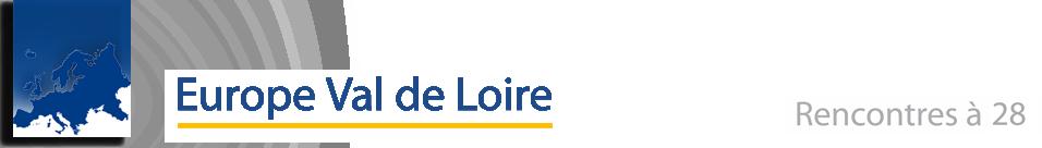 logo Europe Val de Loire